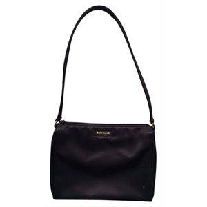 Vintage Kate Spade Black Shoulder Bag